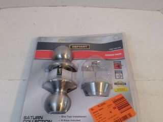 Defiant Saturn Stainless Steel Combo Pack