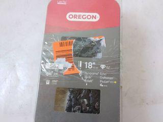 Oregon S62T 18 in  low Profile Xtraguard Premium C loop Chain Pack   4