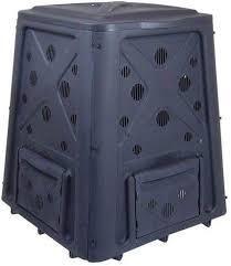 compost bin 240 litre capacity 65 gallon