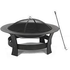 garden treasures fire pit used