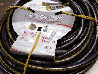 NeverKink 5 8 in x 100 ft Premium Duty Kink Free Garden Hose