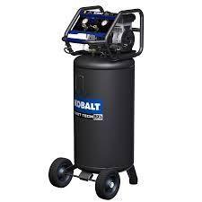 kobalt quiet tech 26 gal missing wheel