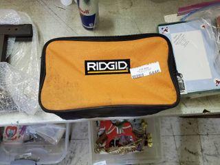 Empty Rigid Tool Case