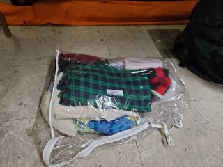 lot of Various Cuts of Cloth