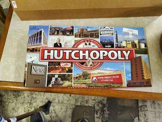 Hutchpoly Game   Hutchinson  KS Monopoly