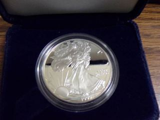1999 SIlVER EAGlE PROOF