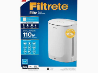 3m Filtrete Elite Home Air Purifier   Hepa Filter   99 97  110 Sq Ft