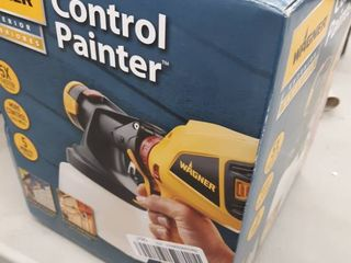 Wagner 0520008 WagnerAr Control Painter 6 PSI Plastic HVlP Sprayer