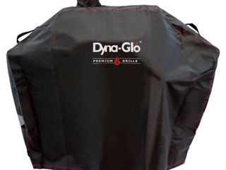Grill Cover  Grill Cover Dyna Glo  Black