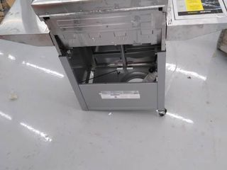 Char Broil 463342118 Performance 4 Burner Gas Grill     New but Damaged  Missing Wheel an broken handle