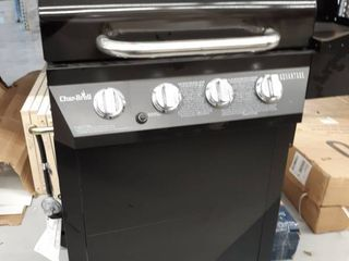 four burner Char broil grill propane