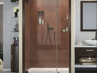 Dream line Showers ultimate shower door The Elegance Plus Series   Not Inspected     6 of 6 boxes
