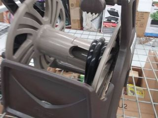 Ames hose reel  NOT COMPlETE