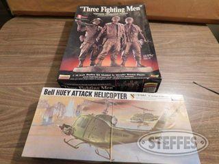 Three Fighting Men Vietnam Memorial Statue 1 jpg