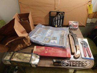 Shotgun Cleaning Kit Saw Shingle Hammer Tools 1 jpg