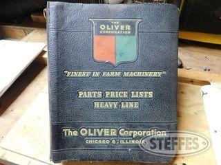 Oliver Tractor Shop Manual 1 jpg