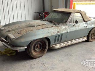 1966 Chevrolet Corvette 0 jpg