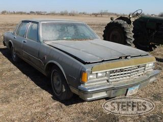 1984 Chevrolet Caprice Classic 1 jpg