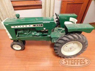 1997 Farm Progress 1 8 Scale Oliver 1850 NF 2 jpg