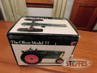 Ertl Precision Series 1 16 Scale Oliver 77 2 jpg