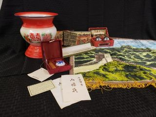 ANOTHER LIFETIME COLLECTOR'S SALE - BIDDING ENDS 11/1