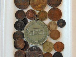 Coins & Currency and Jewelry Auction
