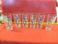 6 BUGS BUNNY GLASSES - G
