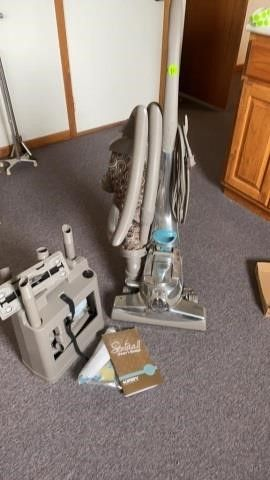 KIRBY SENTRA 11 VACUUM WITH All THE ATTACHMENTS