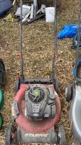 MURRAY BRIGGS AND STRATTON 550 SERIES