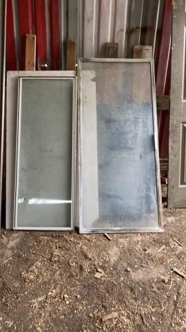 GlASS PANES   SHOWER DOOR 3 TOTAl