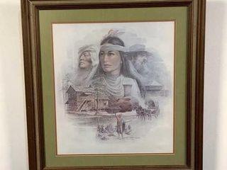 Cherokee Nation Ben Hampton