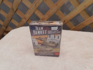Team Yankee WWII Miniatures game   Storm Anti Tank Platoon