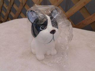 Foam Squeeze Boston Terrier