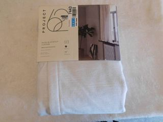 Project 62  99 9  blackout curtain 50in W x 63in l