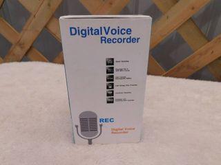 Digital voice recorder color  purple  8GB
