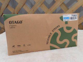 Otago Reusable straws 12 count