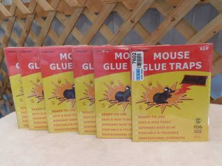 liverland mouse glue traps  6 count