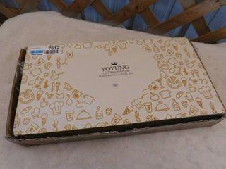 Yoycug detachable silicone oven mit
