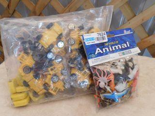 38pcs Sea animal toys  Construction party favors