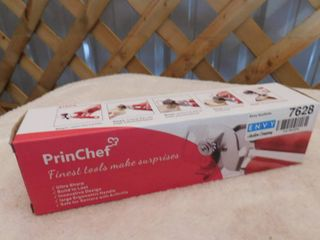 Princhef can opener