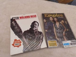 Empire season 3  The walking dead  season 7