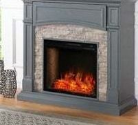 The Gray Barn 23  Stella Traditional Color Changing Firebox