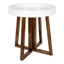 Kate and laurel Avery Round Wood Side Table Retail 149 99