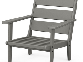 lakeside DS Chair Frame in Slate Grey