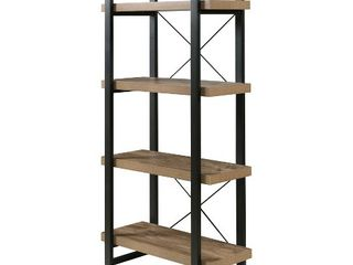 Bourbon Foundry 4 Tier Bookshelf