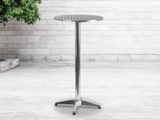 Flash Furniture Folding Bar Table