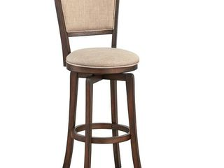 French Country 30in Swivel Bar Stool