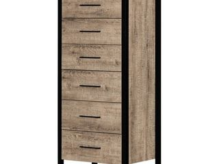 Munich 6 drawer Chest