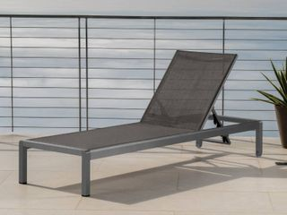 Cape Coral Aluminum Adjustable Chaise lounge