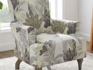 Garden Abstract leaf Arm Chair  Retail 335 99